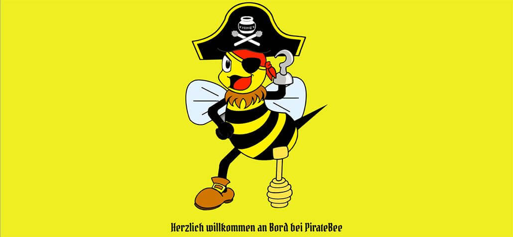 Imkerei PirateBee